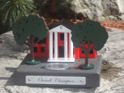 Custom Golf Trophies -Colonial Country Club