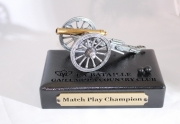 Cannon Award Match Play -Gailardia