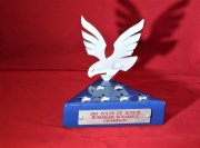 Folds of Honor Trophy -Fremont Golf Club