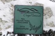 Golf Tournament Awards -Osage National