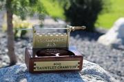 Golf Tournament Trophies -Champion Run