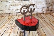 Golf Tournament Trophy -CC of Halifax