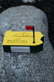 LedgeRock Trophies -Masters