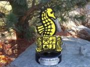 Member-Guest Custom Trophy -Ponte Vedra