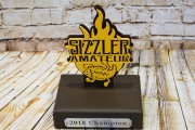 SIZZLER 2018 TROPHY