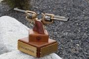 Shootout Trophies -Gaillardia