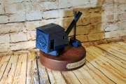 Steam Shovel Awards -Whipoorwil Club