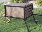Custom Amenities Cart -Old Edwards