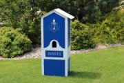 Custom Golf Course Water Tower -RICC