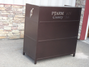 Custom Podium -Ptarmigan CC