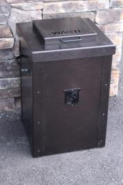Garbage Can Enclosures -HillCrest