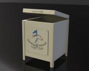 Water Bottle Storage Box