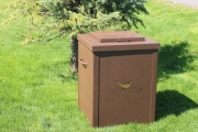 Legacy Ridge Trash Cans
