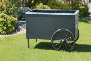 amenities cart --Iron Horse