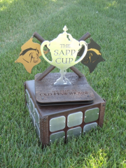 Perpetual Golf Trophies -The Sap Cup