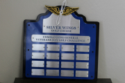 Perpetual Plaque Silverwings