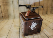 Shootout Pistol Trophy -TROON NORTH
