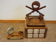 Perpetual Golf Trophies -The Cliffs
