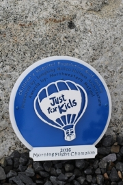 Childrens Foundation Golf Plaques