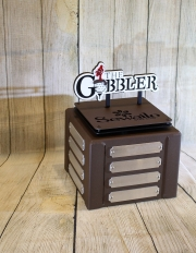 Golf Tournament Trophy -THE GOBBLER TROON