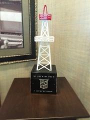 Oil Rig Trophy HillCrest