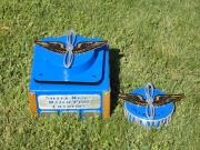 Perpetual Golf Trophies -Silver Wings