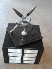 Perpetual Golf Trophies -The Lakes