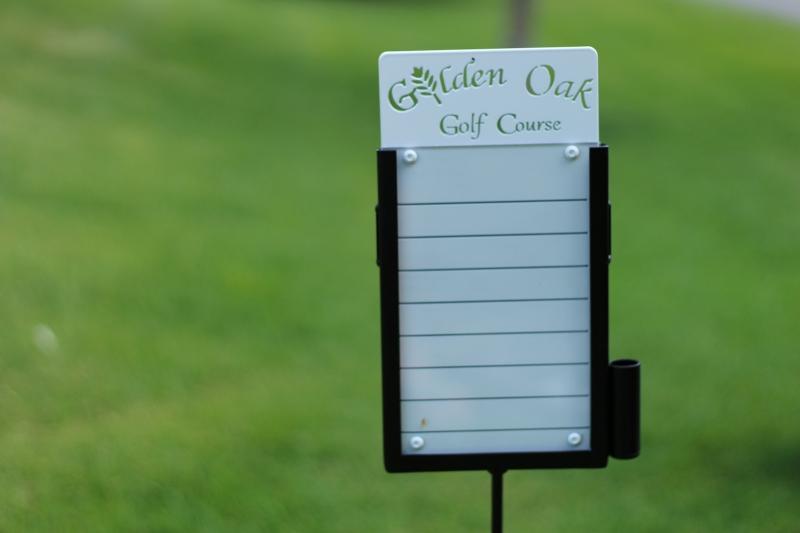 Proximity Marker -Golden Oaks