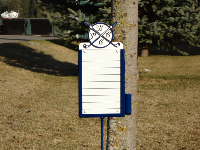 Golf Course Proximity Markers -Palm Beach