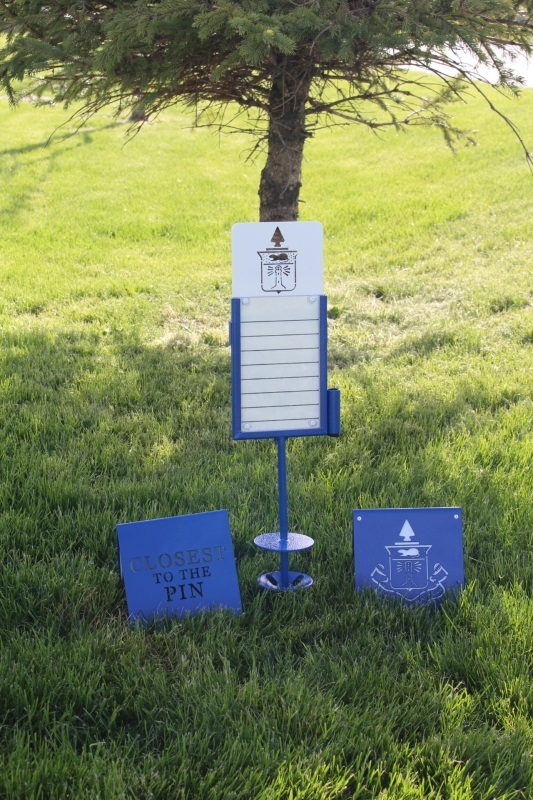 Proximity Markers -Rhode Island Country Club