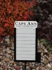 Longest Drive Proximity Marker -Cape Ann