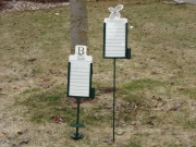 Closest to the Hole & Straightest Drive Proximity Markers
