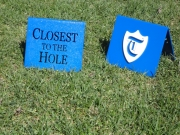 Closest Hole Prize Markers -Union League