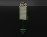 Proximity Marker -Greenbrier