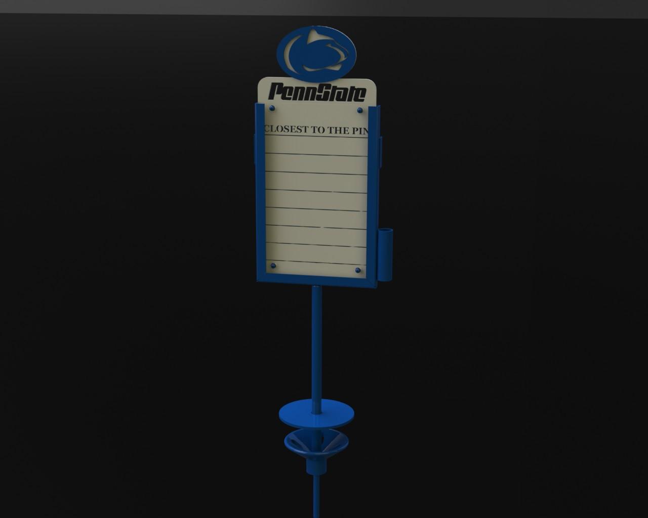 Penn State Proximity Marker