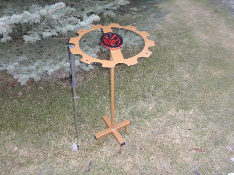 Custom Putter Stand -St. James
