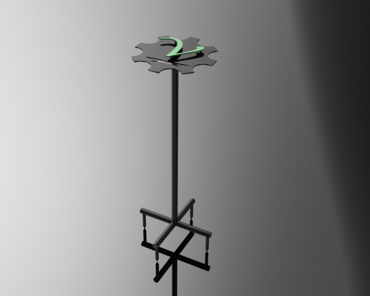 Putter Stand- Valley