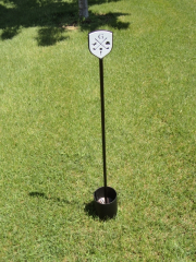 Putting Green Flagstick-Greystone