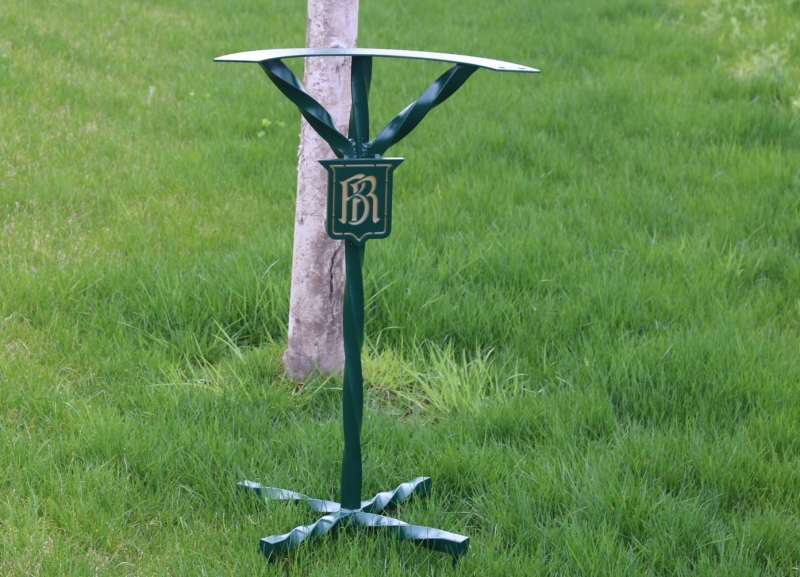 Driving Range Bag Stands -Baton Rouge