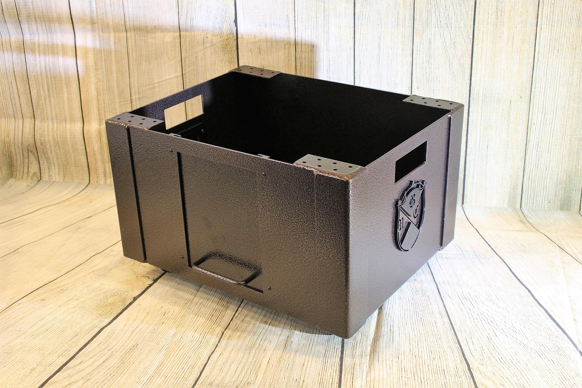 Driving Range Ball Crate -Mountainbrook