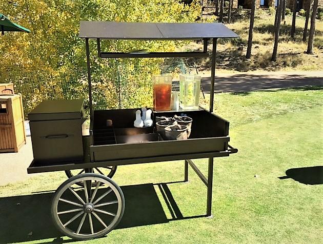 Pine Canyon Cart 1