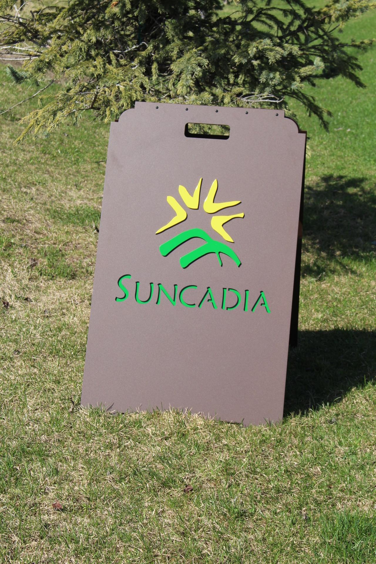 Range-Clock-SIgn-Suncadia