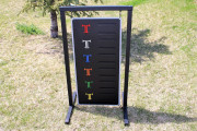 Hanging Driving Range Sign -CC of Sioux Falls