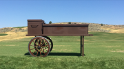 Victory Ranch Amenity Cart