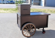 Amenity Wagons -Mountaintop GC