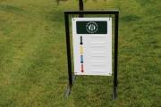 Drive Range Sign -Waccabuc