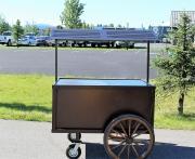 Driving Range Cart -The River Club