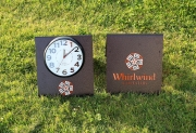 Driving Range Clock Sign -Whirlwind