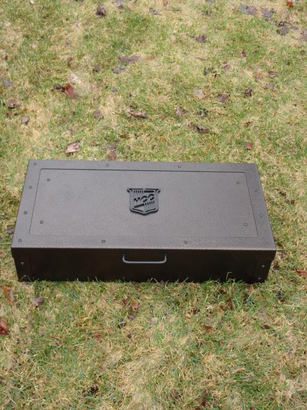 Custom Scorecard Box -HillCrest (closed)