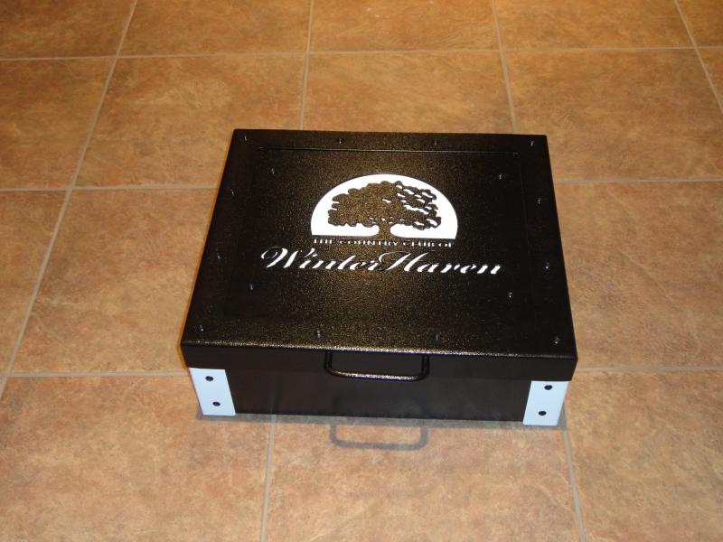 Custom Scorecard Box -Winter Haven